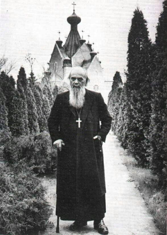 St.Nikolai Velimirovich. The New Chrysostom, Bishop of Ochrid and Zhicha