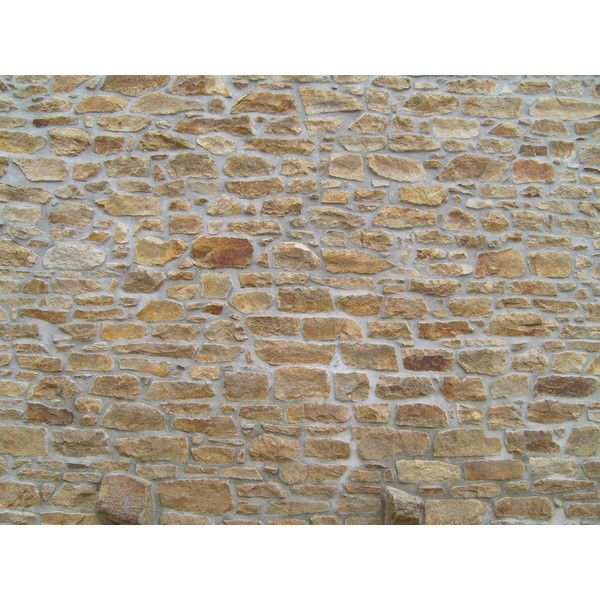 Old stone brick wall free stock image ❤ liked on Polyvore