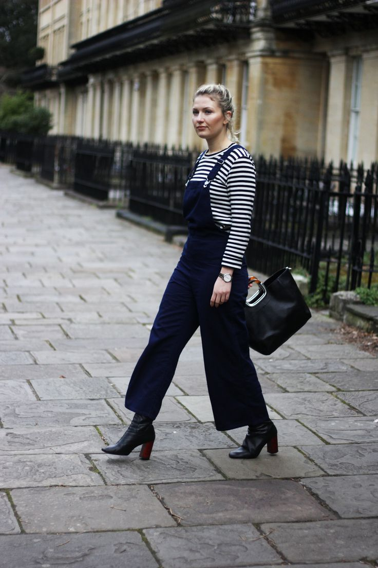 Stepping out on the streets of Bristol in our #monkistyle dungarees, it's Maisie Ivy and she's looking awesome.