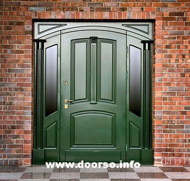 Металлическая дверь на заказ.