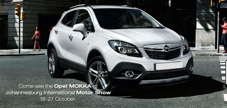 Opel Mokka original Image