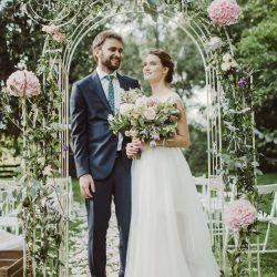 Ślubna brama