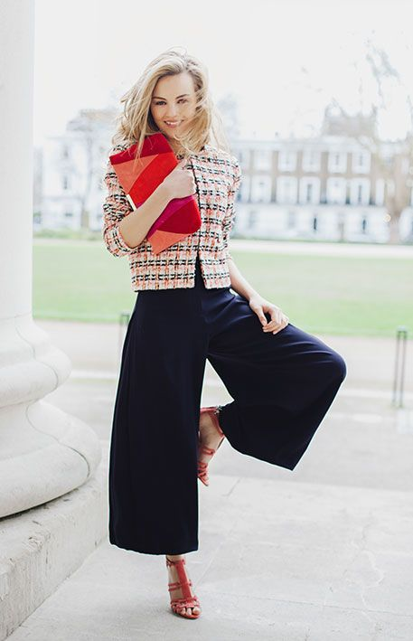 Lifestyle blogger and YouTube star Niomi Smart talks style, inspiration and London with L.K.Bennett. #lkbennett