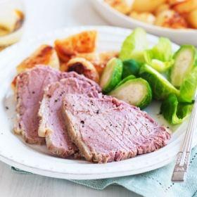 Slow-cooker corned beef