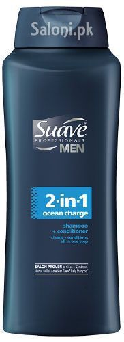 Our 2-in-1 Ocean Charge Shampoo & Conditioner cleans and conditions your hair all in one step. Designed for the specific needs of men's hair, it's