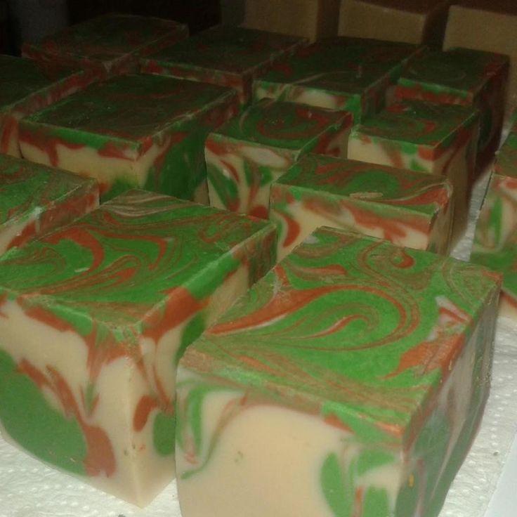 Festive Milk Soap (Trial Size)