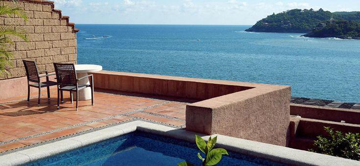 Suite mexicolindo : La casa que canta hotel Ixtapa Zihuatanejo : Luxury suite hotel Ixtapa Zihuatanejo, 5 stars suite hotel Ixtapa Zihuatanejo