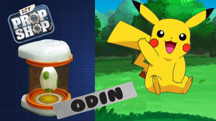AWE me's DIY Prop Shop shows you how to make your own Pokemon GO egg incubator on the cheap!
