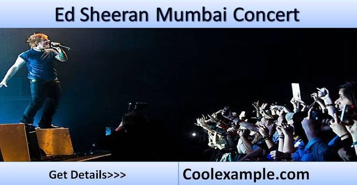 The very famous international singer Ed Sheeran is coming to India to blow up your mind with some of his stunning songs. Ed Sheeran Mumbai Concert 2017 is coming to Mumbai for his maiden concert. Check fro here the ticket prices, venue and moré.