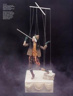 Fairy Tales in Vogue Girl Korea