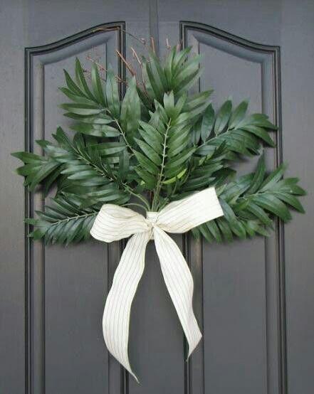 Palm Sunday Wreath