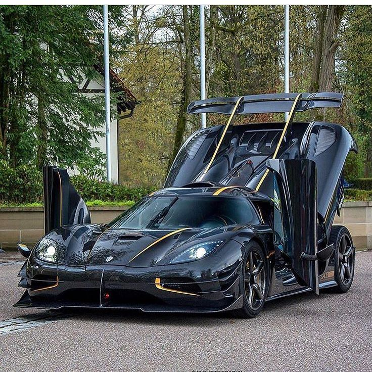 Fastest Supercars: 25+ Best Ideas About Cool Cars On Pinterest