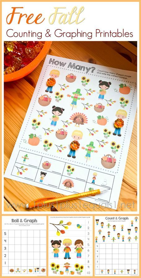 <strong> </strong> We have another fall freebie for you! A mini set of graphing and counting printables! My 2nd grader still loves to play roll and graph, and she has since her Tot School days! When she was younger we used the 1-5 graph, but now we use the 1-10 graph! She plays with or without me, which is great. I taught her to choose her 'winner' from the images! she likes to 'race' the images. She likes ...