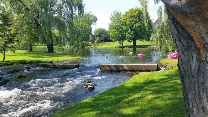 The swimming hole.  @perthontario #history #beautiful #hometown #perfection #amazing