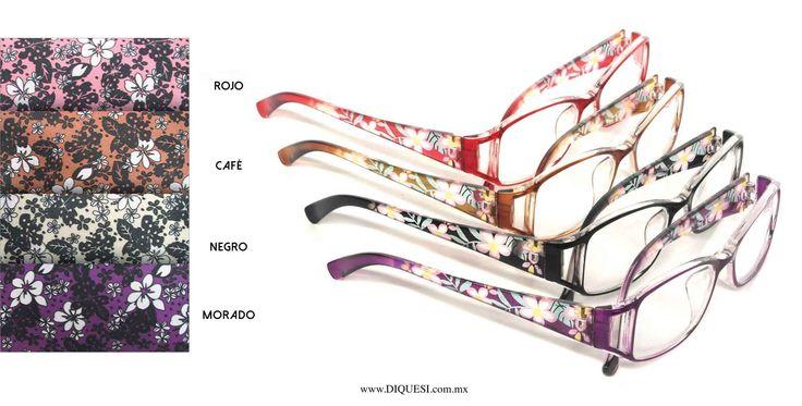 Porque la primavera sin flores no está completa y qué mejor si las llevamos en nuestros lentes.