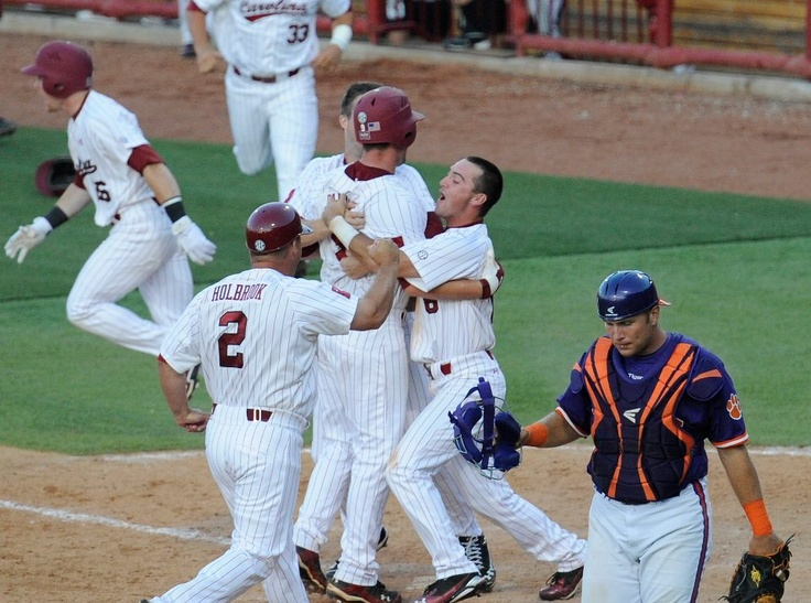 Who's ready for THE rivalry??? Baseball takes on Clemson this weekend in a three game series! Get all your game info and watch Coach Holbrook's preview press conference here: http://www.gamecocksonline.com/sports/m-basebl/spec-rel/022813aad.html