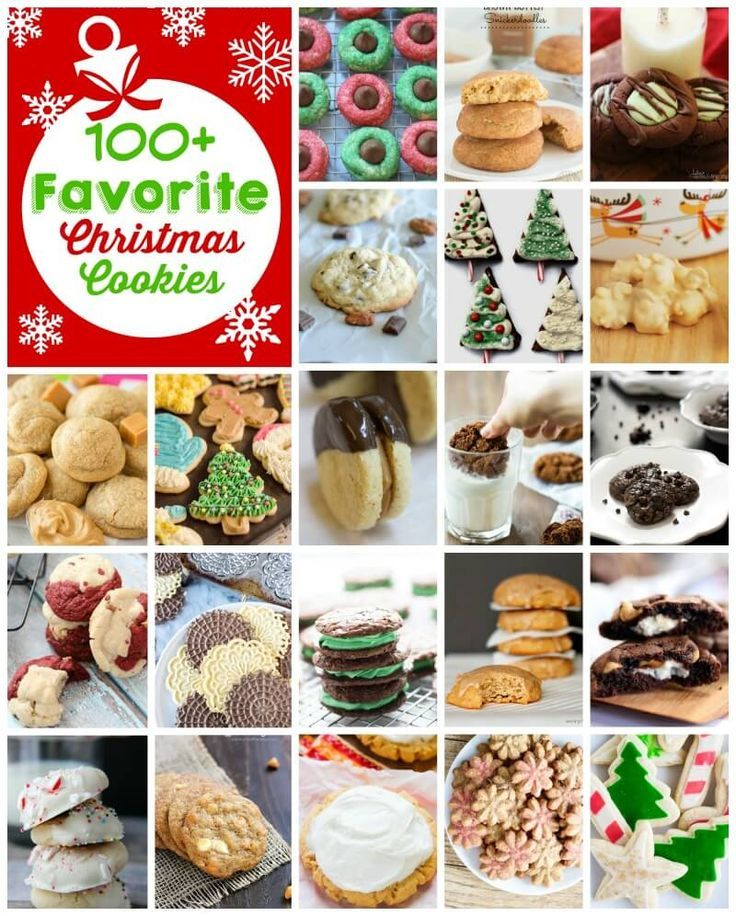 100+ Christmas Cookie Recipes! - Julie's Eats & Treats
