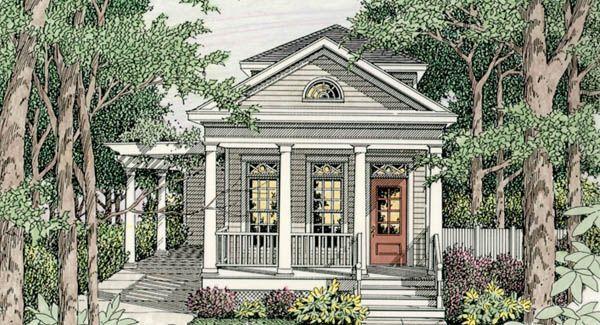 Harborside House Plan Bhg 3637 1587 Sq Ft 3 Bedrooms
