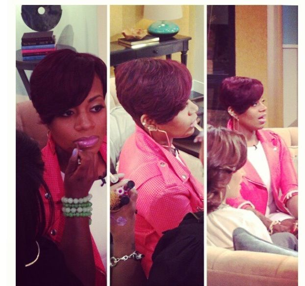 Fantasia Hairstyles more pics of fantasia barrino bowl cut 31 of 38 short hairstyles lookbook stylebistro Fantasia
