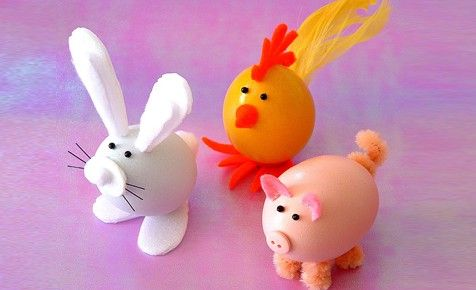 Easter-Eggs-Animals