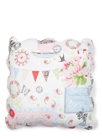 Teaparty Cushion
