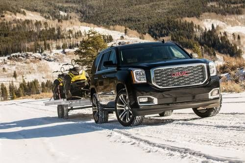 Majestic From Every Angle Yukon Denali Comfort And