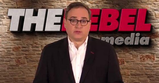 Ezra Levant's Rebel Media boosts propaganda from neo-Nazi group - Press Progress