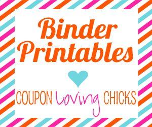 Coupon Binder Printable - Coupon Grocery Sales Cycle - Coupon Lingo Sheet - Printables