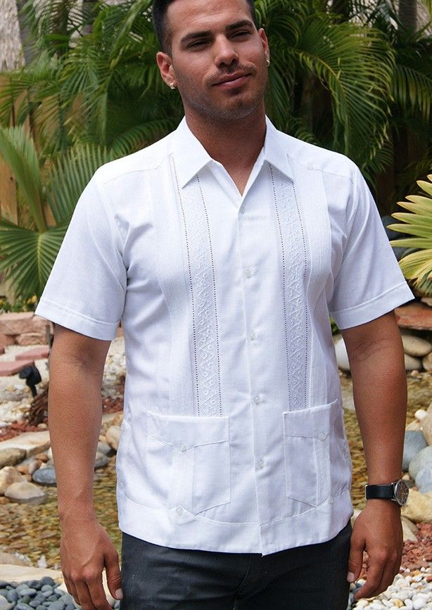 117 Best Images About Guayabera On Pinterest Short