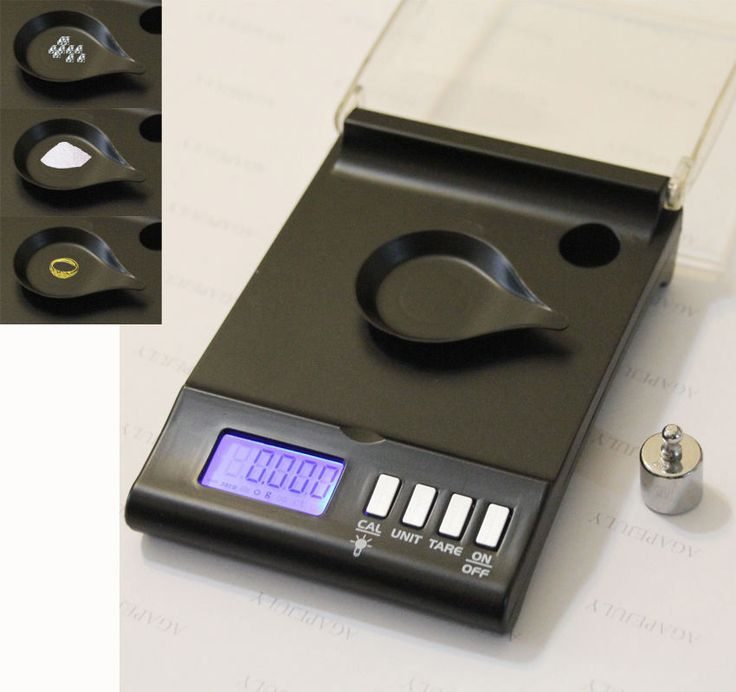 $21.99 (Buy here: https://alitems.com/g/1e8d114494ebda23ff8b16525dc3e8/?i=5&ulp=https%3A%2F%2Fwww.aliexpress.com%2Fitem%2FPrecision-1mg-Digital-Scale-0-001g-X-30g-Reloading-Powder-Grain-Lab-Jewelry-Gem-Weighing-Scales%2F32577423654.html ) Precision 1mg Digital Scale 0.001g X 30g Reloading Powder Grain Lab Jewelry Gem Weighing Scales Free Shipping for just $21.99