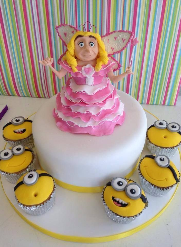 Despicable Cake Images