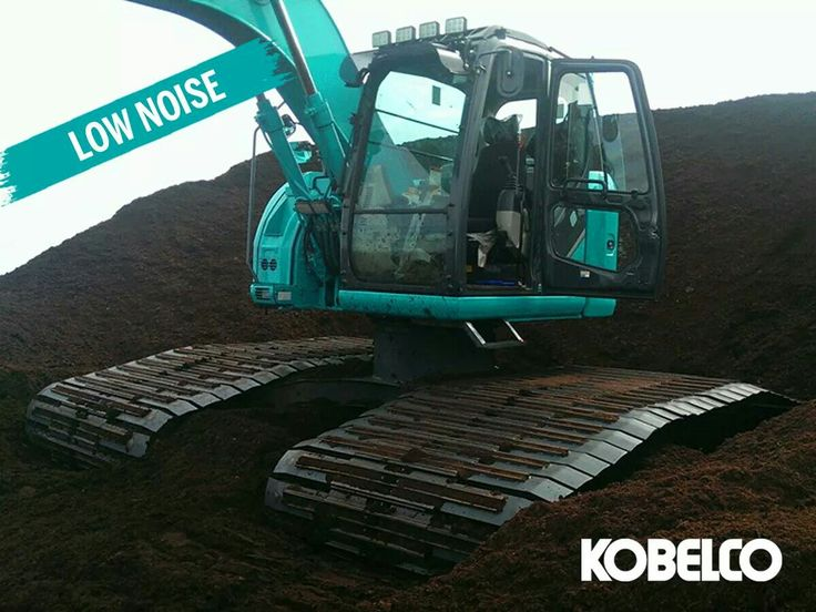 #kobelco #constructionmachinery #advertising, #ceskytrucker, #onlineadvertising,