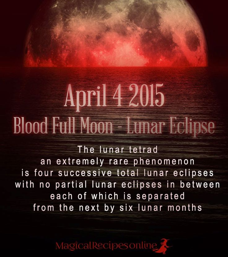 blood moon eclipse wicca - photo #5