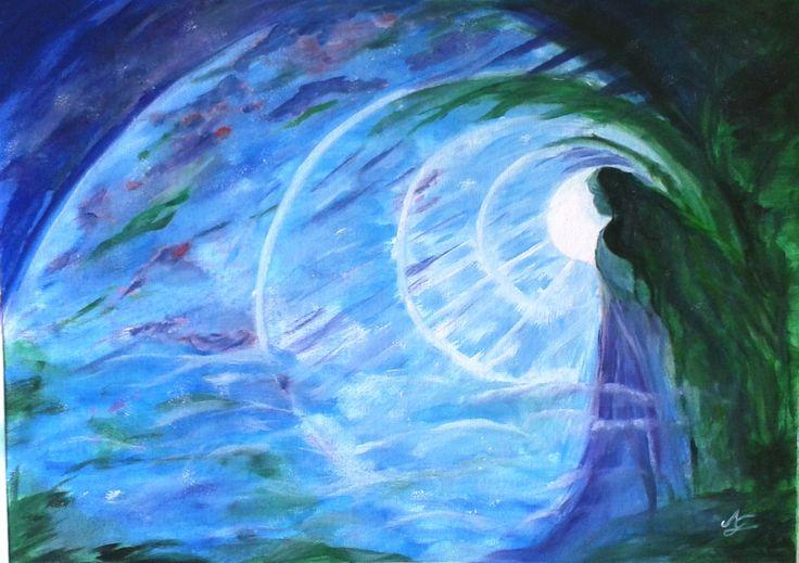 """""""Álmod Tengere. Mikor épp nem mély: magas, mint az ég!"""" /Fodor Ákos/"""