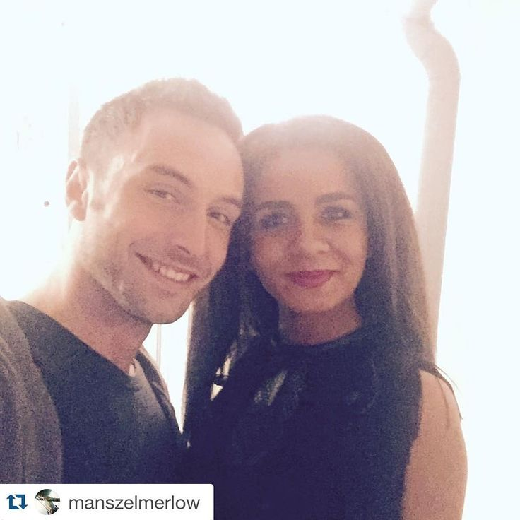 And now from his perspective! #Repost @manszelmerlow #eurovision2015 #Eurovision Met a friend from Eurovision here in Riga tonight. Always a pleasure @aminata_savadogo , and we'll meet again tomorrow in Tallinn! Aminata opens for us so make sure ur on time if ur coming to Club Factory tomorrow. :) #theheroestoureurope