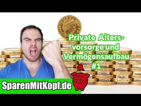 Private Altersvorsorge und Vermögensaufbau #1 I Die 5 Grundsäulen und erste konkrete Schritte - YouTube