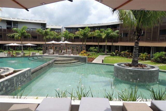 Beach Apartments  Trou aux Biches  Mauritius Nord