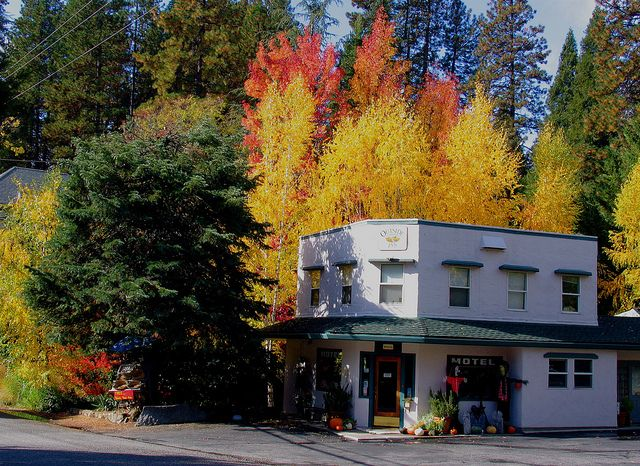Hotels Motels Nevada City Ca