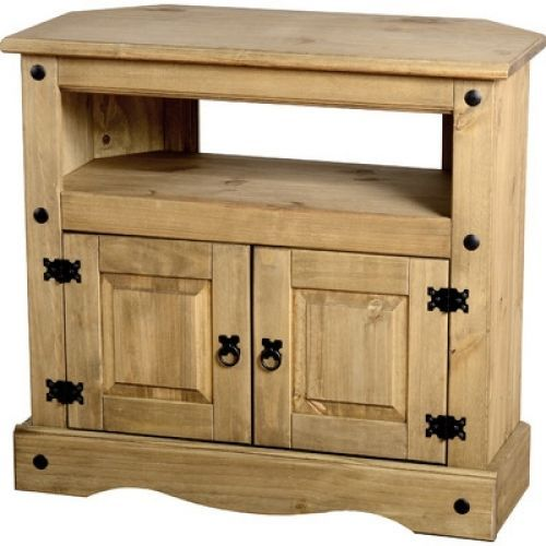 """TV Corner Unit Stand TVs Up To 42"""" Wooden Pine Rustic Mexican Furniture Cabinet    Make the Best this Cheap Item. At Luxury Home Brands WE always Find Great Stuff for you :)"""