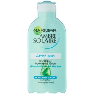 Garnier Ambre Solaire After Sun Soothing Hydrating Lotion 200ml 6.76 fl oz