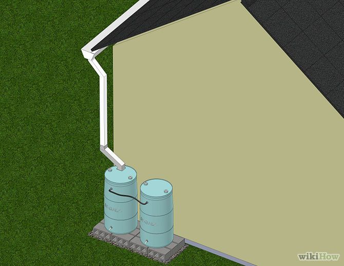 64 best images about acreage house exterior on for Build a rainwater collection system
