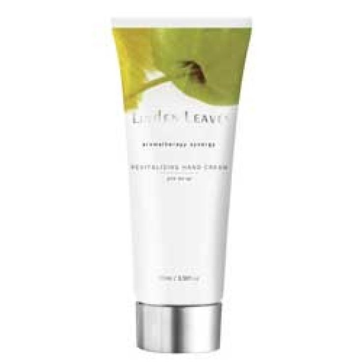 Linden Leaves Aromatherapy Synergy Revitalising Hand Cream Pick Me Up 100ml
