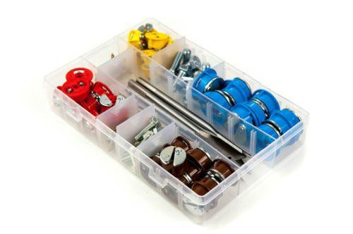 GripIt Plasterboard Fixings Starter Kit 40pce £31.99