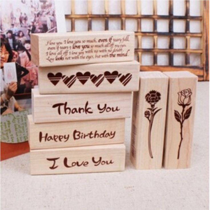 DIY Lucu Kawaii Cat House Stamp Kayu I Cinta Anda terima Kasih Eose Perangko untuk Dekorasi Scrapbooking Alat Tulis Gratis pengiriman 10004