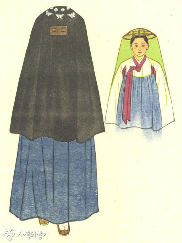 4[1]. 조선시대 여성 (너울).jpg
