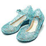 #10: L-Peach Sandalias de Princesa para Niñas Disfraz para Halloween Fiesta Cumpleaños Navidad EU28-33 --          http://ift.tt/2tUAgfP          #zapato #zapatos #zapatosdemoda