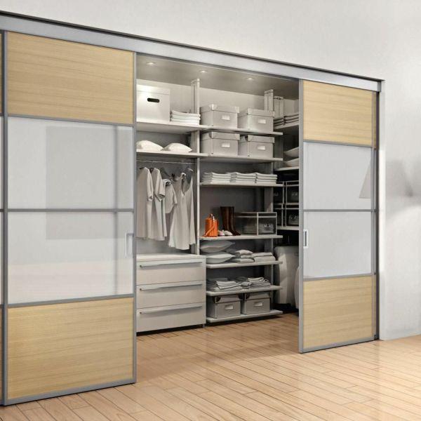 schiebet ren f r begehbaren schrank kj49 hitoiro. Black Bedroom Furniture Sets. Home Design Ideas