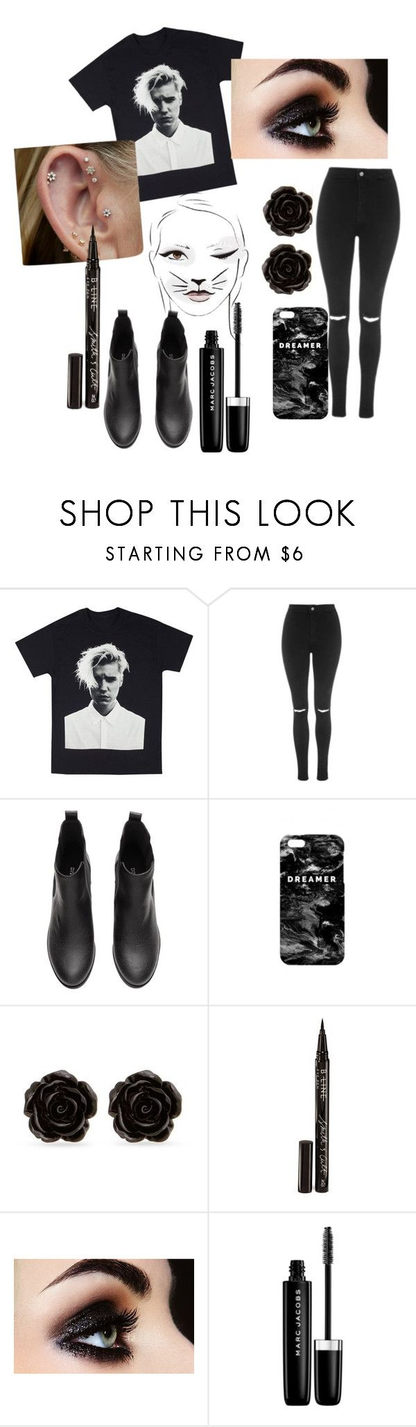 """""""jb- i like this"""" by myage0rge on Polyvore featuring Topshop, Mr. Gugu & Miss Go, Erica Lyons, Smith & Cult and Marc Jacobs"""