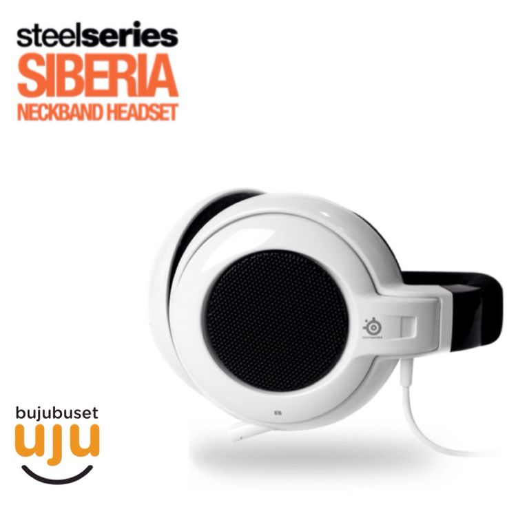 Steelseries - SIberia Neckband Apple  Headset aja IDR 1.279.999 Headset+Soundcard IDR 1.669.999