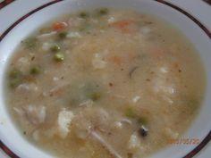 Jednoduchá zeleninová polévka připravená za pár minut. Autor: siesta